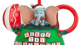 Dumbo - Baby's First Christmas Ear Hat Christmas Ornament