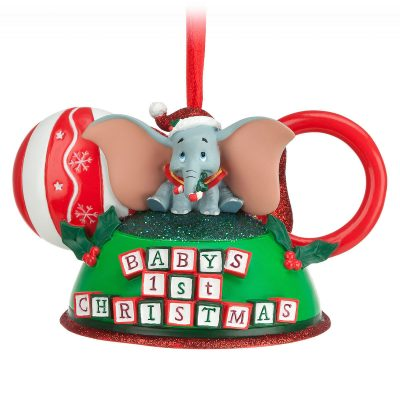 Dumbo – Baby's First Christmas Ear Hat Christmas Ornament