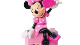 Minnie Mouse Snappin' a Selfie 2018 Christmas Ornament