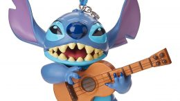 Stitch Sketchbook Christmas Ornament