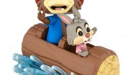 Br'er Bear and Br'er Rabbit Splash Mountain Funko Pop Figures