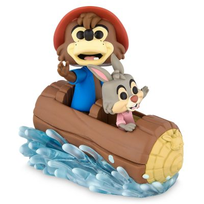 Br'er Bear and Br'er Rabbit Splash Mountain Funko Pop Figures