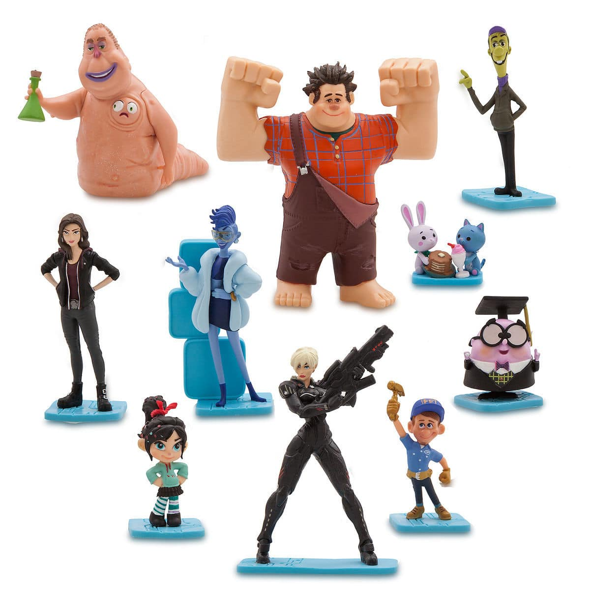 Ralph Breaks The Internet Deluxe Action Figure Set A Complete Guide Disneynews