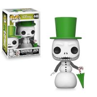 Snowman Jack Skellington Funko Pop Figure