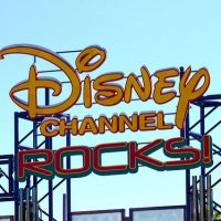 Disney Channel Rocks! - Extinct Disney World Show