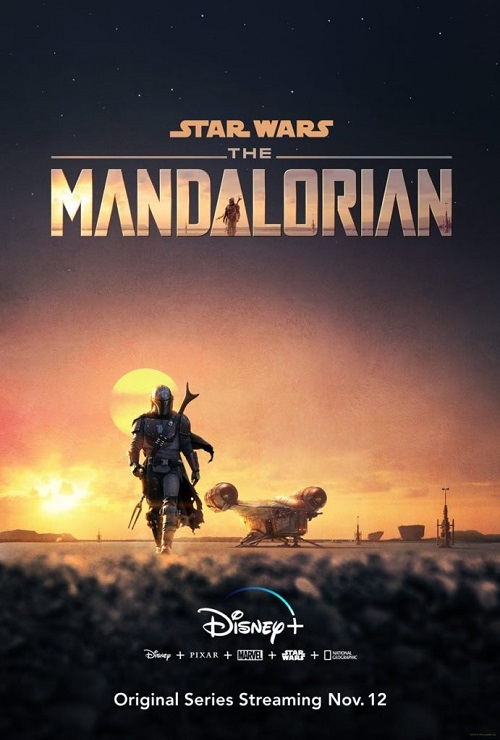 The Mandalorian (Disney+ Star Wars Series)