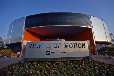 World of Motion | Extinct Disney World Attractions