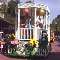 Disney Character Hit Parade - Extinct Disney World Attractions