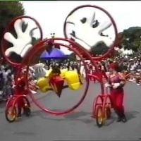 Mickey Mania Parade - Extinct Disney World Attractions