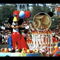 Mickey's 50th Birthday Parade - Extinct Disney World Attractions