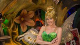 Tinker Bell's Magical Nook- Extinct Disney World