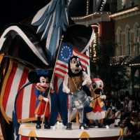 America on Parade - Extinct Disney World Attractions