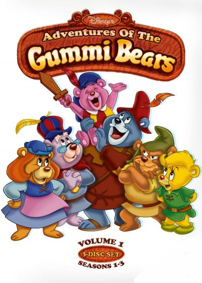 Adventures of the Gummi Bears (Disney Afternoon Show)