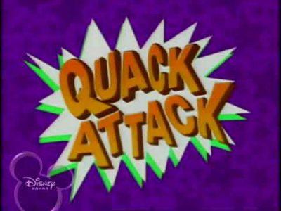 Donald's Quack Attack(Playhouse Disney Show)