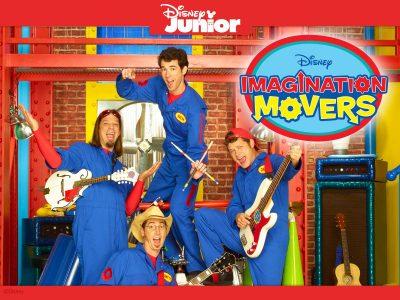 Imagination Movers(Playhouse Disney Show)