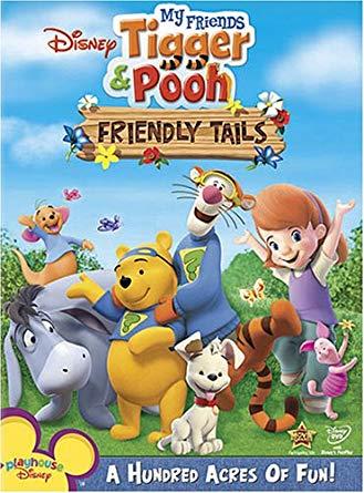My Friends Tigger & Pooh(Playhouse Disney Show)