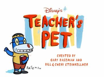 Teacher's Pet (One Saturday Morning Show)