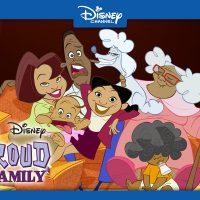 The Proud Family(One Saturday Morning Show)