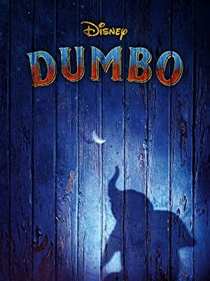 Dumbo Blu-Ray and Digital