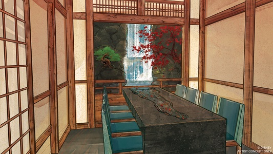 Takumi-Tei epcot japan restaurant