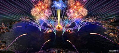HarmonioUS | New Epcot Nighttime Spectacular