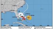 hurricane dorion disney world impact
