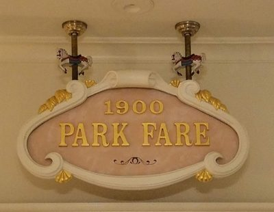 1900 Park Fare (Disney World)