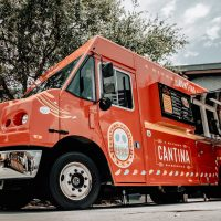 4R Cantina Barbacoa Food Truck (Disney World Restaurant)
