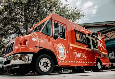 4R Cantina Barbacoa Food Truck (Disney World Restaurant)