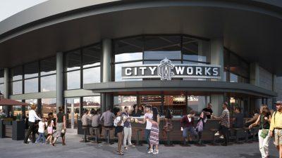 City Works Eatery & Pour House (Disney World Restaurant)