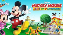 Mickey Mouse Mixed-Up Adventure