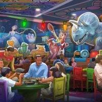 Roundup Rodeo BBQ (Disney World Restaurant)