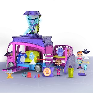Vampirina Rock N' Jam Touring Van Play Set | Disney Junior Toys