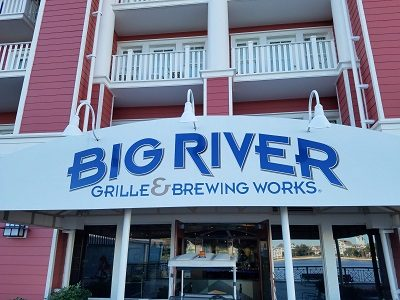 Big River Grille and Brewing Works (Disney World)