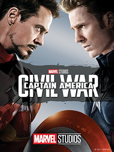 Captain America Civil War | Marvel Movie