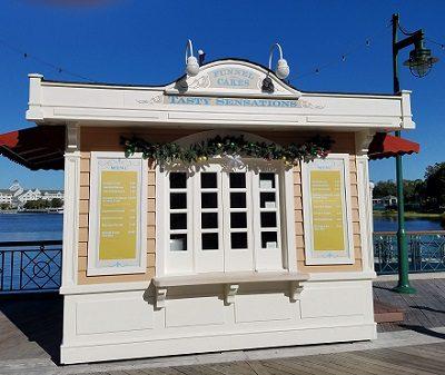 Funnel Cake Cart (Disney World)