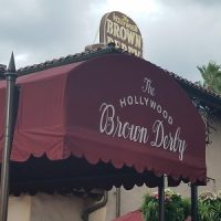 The Hollywood Brown Derby Lounge (Disney World)