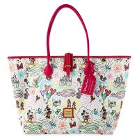 Disney Sketch Tote Bag by Dooney & Bourke