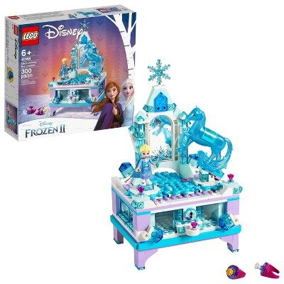 Frozen 2 Elsa's Jewelry Box Creation 41168 | LEGO Disney Princess