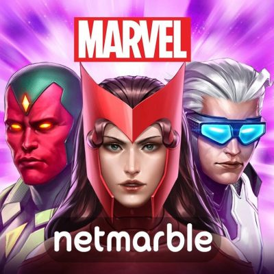 Marvel Future Fight (Mobile Game)