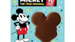 Mickey Mouse Ice Cream Bars | Disney Home Foods