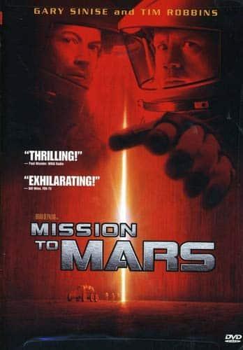 Mission to Mars (Touchstone Movie)