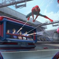 New Spider-Man Ride (Disneyland)