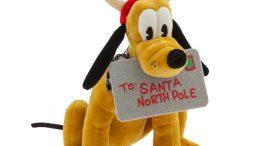 Pluto Christmas 2019 Plush