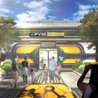Pym Test Kitchen (Disneyland)