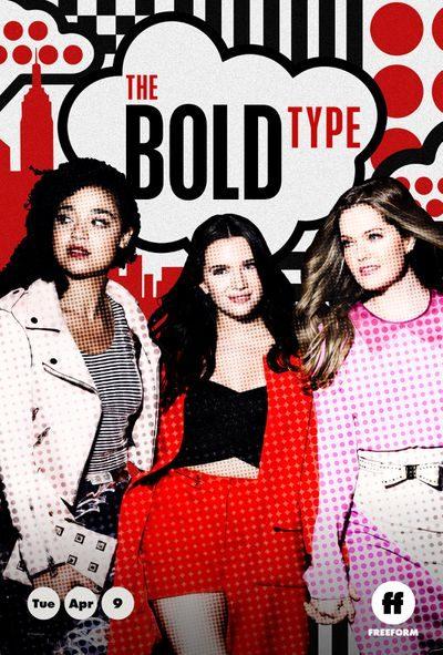 The Bold Type (Freeform Show)