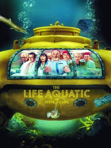 The Life Aquatic with Steve Zissou (Touchstone Movie)