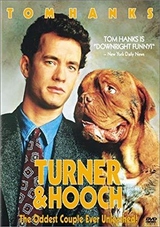 Turner & Hooch (Touchstone Movie)