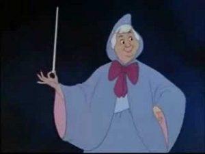 Fairy Godmother cinderella