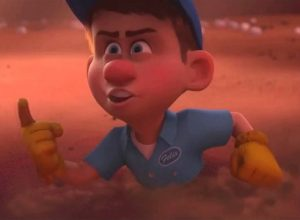 Fix-It Felix Jr wreck it ralph